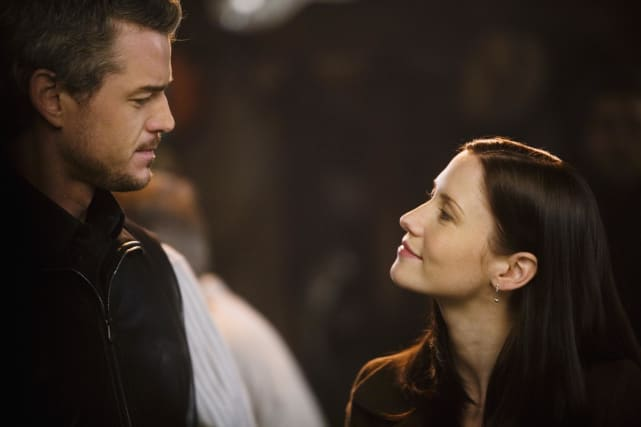 Mark & Lexie - Grey's Anatomy