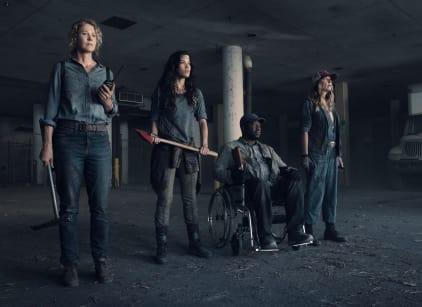 Watch Fear the Walking Dead Season 4 Episode 15 Online