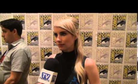 Emma Roberts Previews Scream Queens
