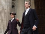 Missy and the Doctor - Doctor Who Season 8 Episode 11