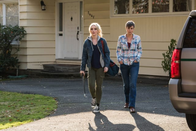 Wayward Sisters - Claire and Jody - Supernatural Season 13 Episode 10