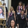 Mona's Funeral - Pretty Little Liars Season 5 Episode 14