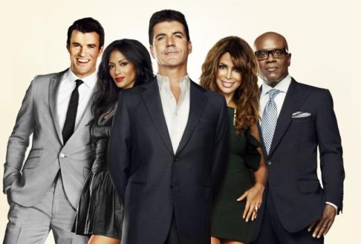 X Factor Season One Panel