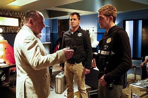 Captin, Nick and Greg