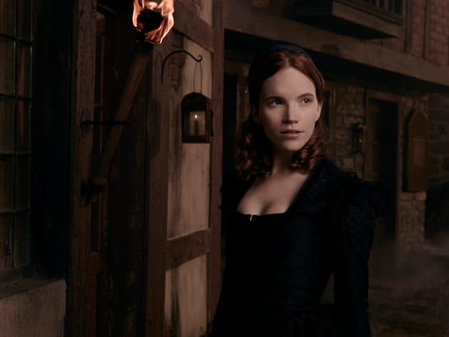 Tamzin Merchant as Anne Hale