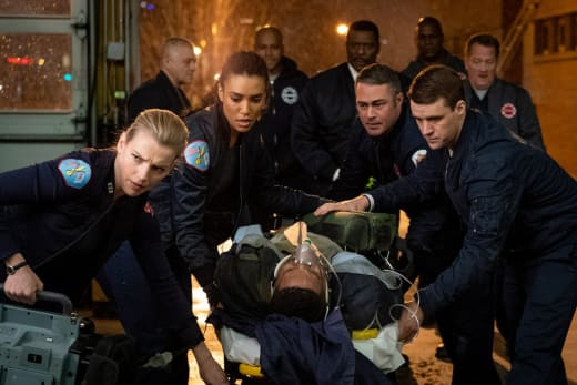 A Horrible Storm - Chicago Fire