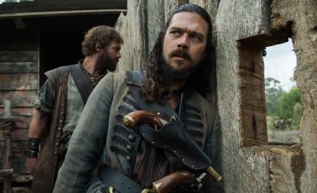 Silver's last stand - Black Sails Season 4 Episode 6