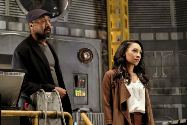 Family matters - The Flash Season 3 Episode 15