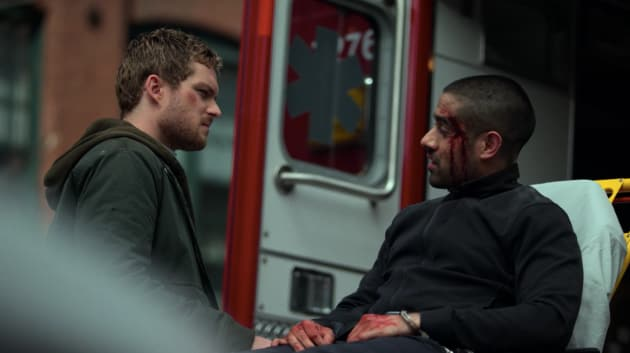 Brothers - Iron Fist Season 2 Episode 10