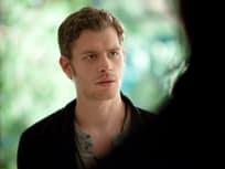 Klaus at the Door