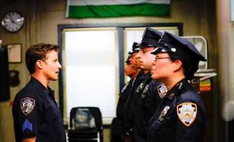 A New Precinct - Blue Bloods