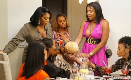 Rallying Around NeNe - The Real Housewives of Atlanta