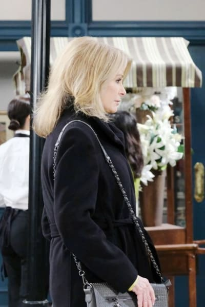 Marlena In The Square - Days of Our Lives