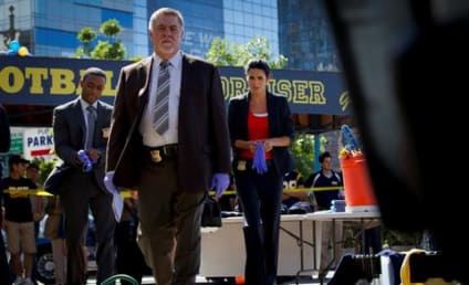 Rizzoli & Isles Review: The Single Sock