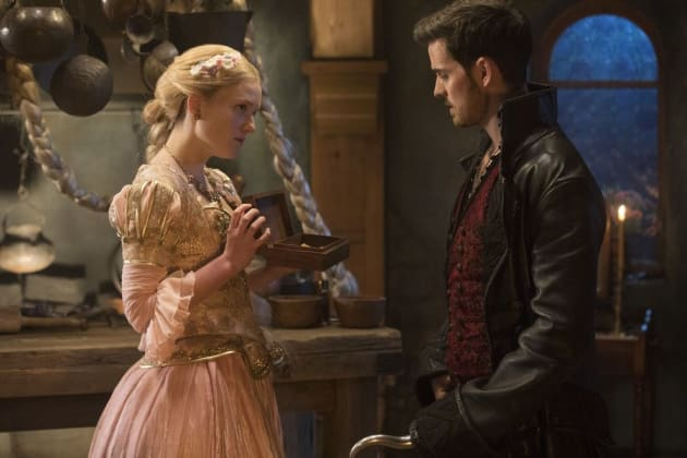 An Encounter With Rapunzel - Once Upon a Time