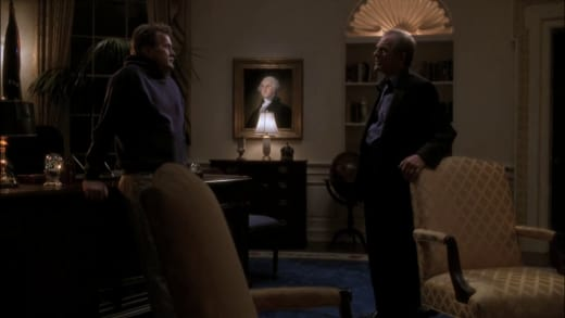 Blow them Out of the Water - The West Wing Season 1 Episode 2