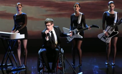 Glee Review: Let's Talk About Sex, Maybe?