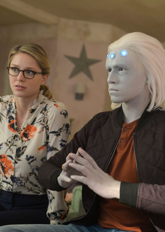 31st Century - Supergirl Season 4 Episode 8
