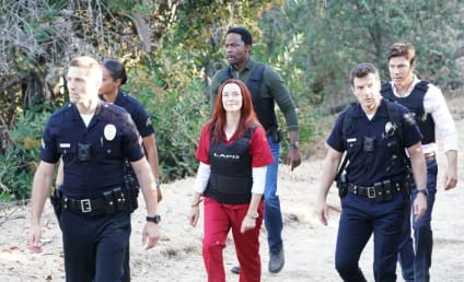 The Rookie Season 2 Episode 10 Review: The Dark Side