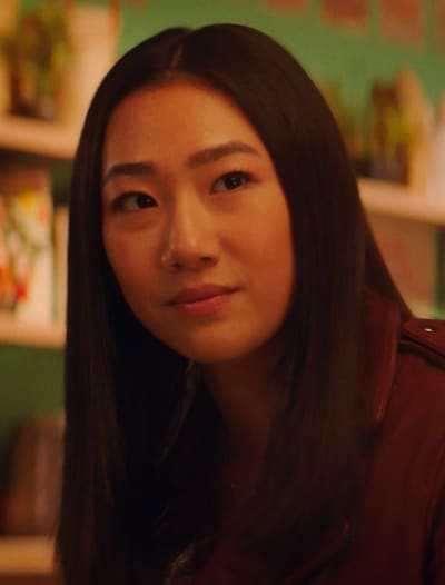 Olivia Liang on The CW's Kung Fu