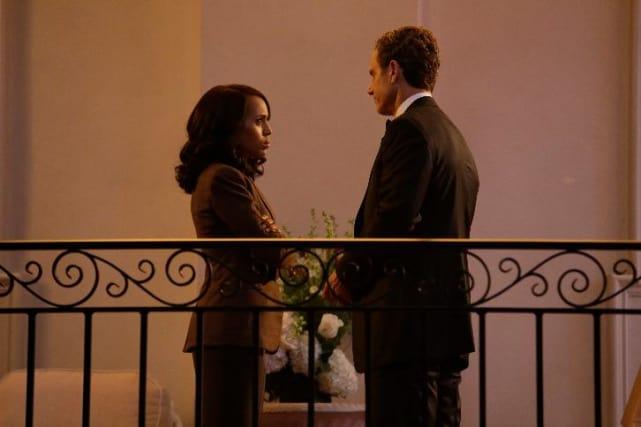 Olitz... Forever? - Scandal Season 5 Episode 6