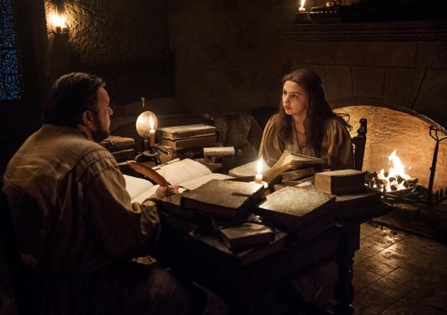Researching - Game of Thrones Season 7 Episode 5