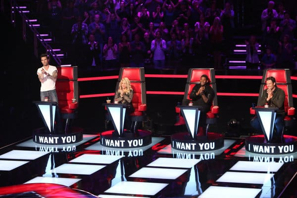The Voice Season 4 Judges