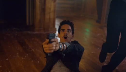 An Ominous Discovery - Ash vs Evil Dead