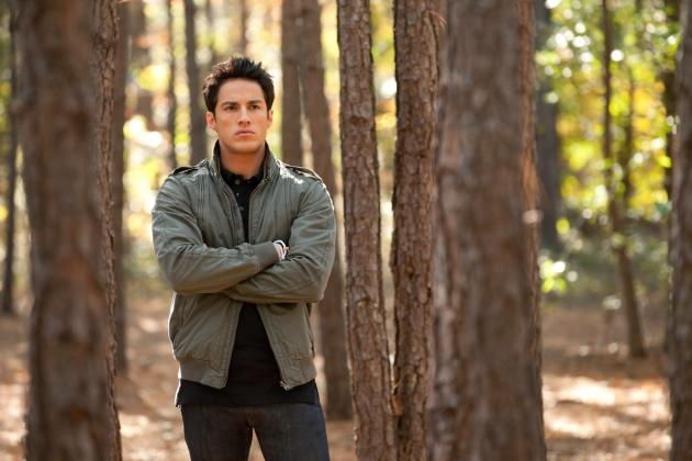 Tyler in the Woods