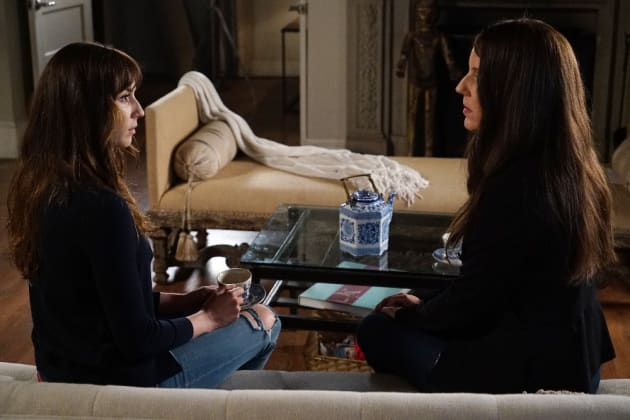 Is All of this A Little Too Civil? - Pretty Little Liars Season 7 Episode 1