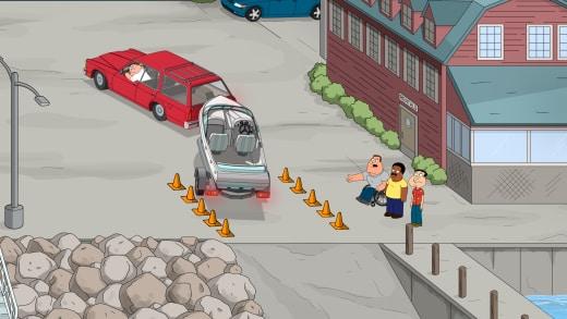 The Boat - Family Guy Season 16 Episode 19