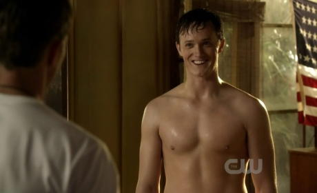 Ross Philips as Tom Long -- Hart of Dixie