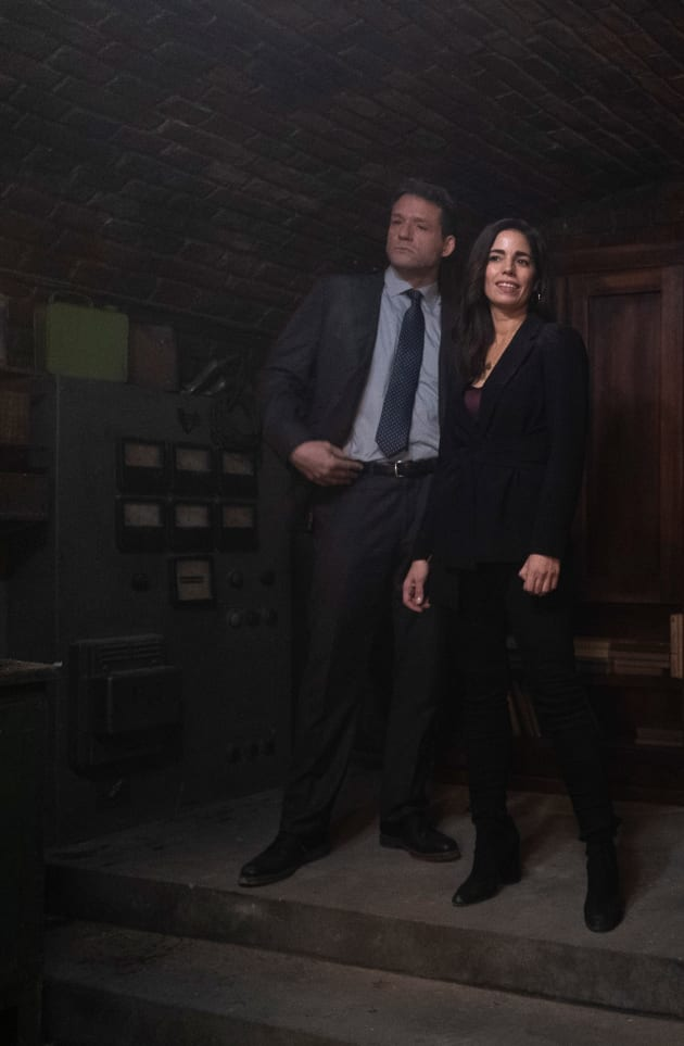 Real Love - Tall - Whiskey Cavalier Season 1 Episode 13
