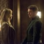 Laurel and Merlyn - Arrow Season 4 Episode 3