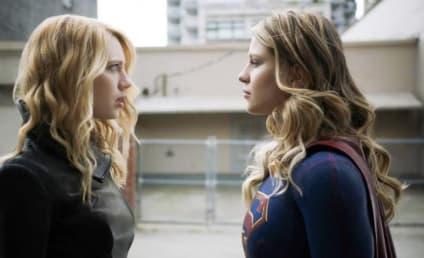 Supergirl Promo: A Psychic Villian Descends on National City