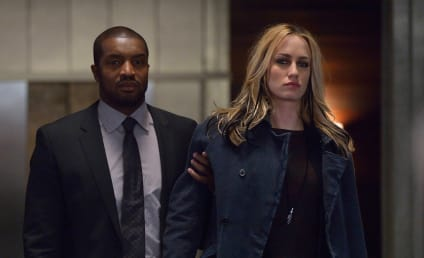 The Strain Review: Kelly's Flashbacks