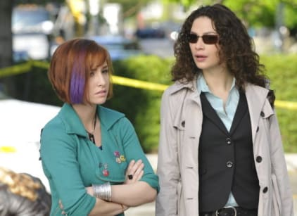 Watch Warehouse 13 Season 2 Episode 7 Online