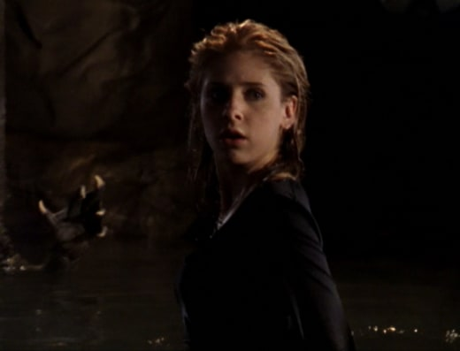 Fish Prey - Buffy the Vampire Slayer Season 2 Episode 20