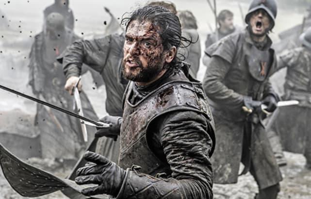 Season 6 Episode 9 - Battle of the Bastards