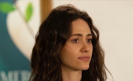 Fiona Attends a Meeting  - Shameless Season 9 Episode 13