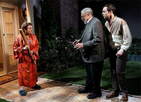 James Earl Jones on The Big Bang Theory