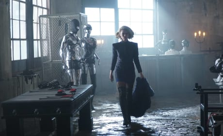 Warpath - Gotham Season 3 Episode 10