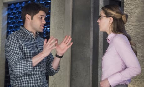 Bad News? - Supergirl Season 2 Episode 19