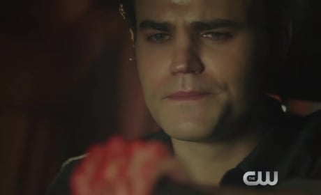 The Vampire Diaries Sneak Peek: Stefan's Guilt