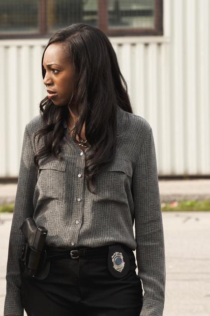 Detective Traci Nash