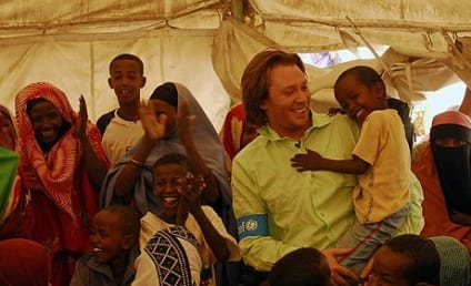 Clay Aiken is a UNICEF Ambassador, Blogger