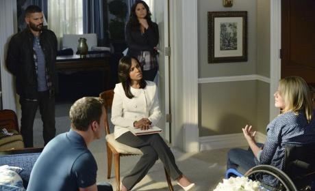 Being a Gladiator - Scandal Season 4 Episode 2