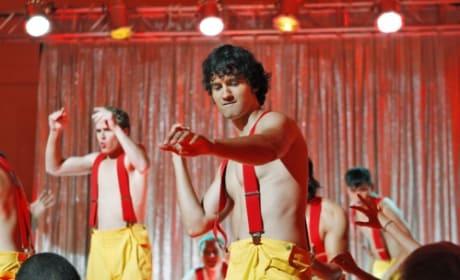Stripping Navid