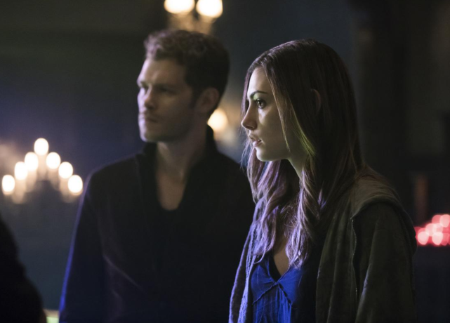 It's For Our Daughter - The Originals Season 4 Episode 8