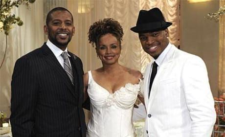 Debbi Morgan, Darnell Williams, Ne-Yo